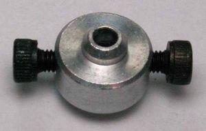 Gumičkový unašeč 3 mm větší