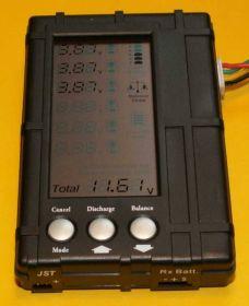 Vyrovnávač napětí Li-pol a LiFe baterie VN-6
