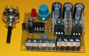 Regulátor napětí DRN 4225