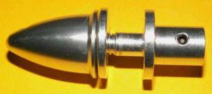 Kuželový šroubovací unašeč 4 mm