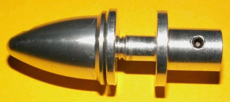 Kuželový unašeč šroubovací 4 mm