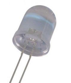 LED červená 10 mm