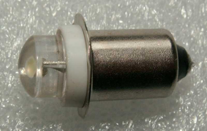 LED žárovka P13.5 0,2W