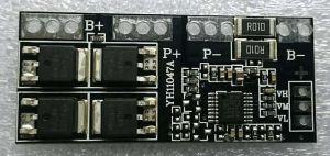 Ochranný obvod 4 Li-pol - 10 A