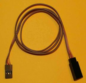 Prodlužovací kabel JR/Hitec 60 cm