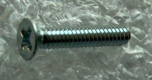 Šroub M2x10 zapuštěná hlava (10 ks)
