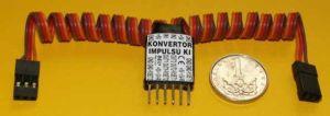 Konvertor impulsů KI1