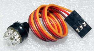 Světelný majáček SM1 - červený