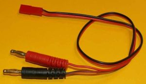 Kabel s konektorem JST