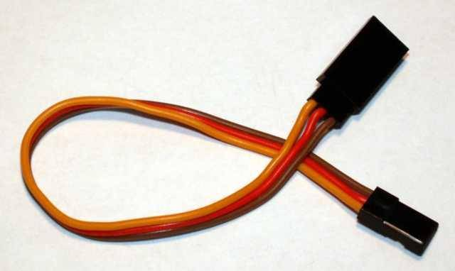 BEL - lepší nabídku nenajdete: Prodlužovací kabel JR 15 cm.