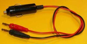 Kabel s autokonektorem