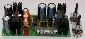 Stabilizátor napětí 25V/5A
