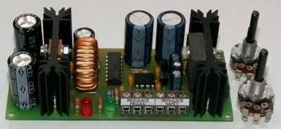 BEL - lepší nabídku nenajdete: Stabilizátor napětí 25V/5A