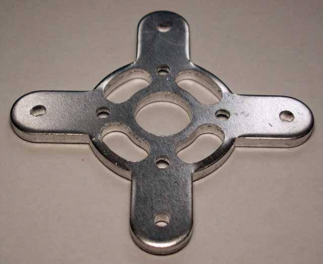 BEL - lepší nabídku nenajdete: Montážní kříž velký