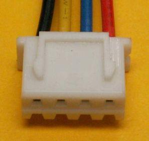 Servisní kabel pro tříčlánek - na baterii