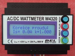 Wattmetr W4320