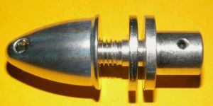 Screw holder for shaft 5 mm