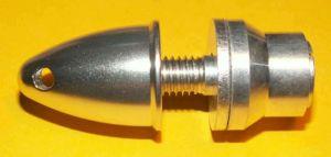 Kuželový kleštinový unašeč 5 mm