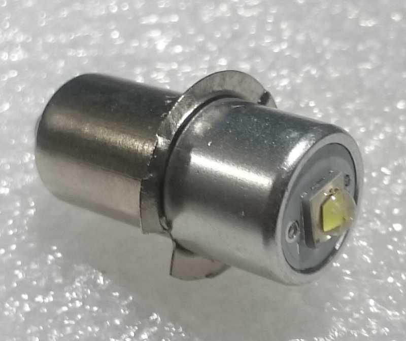 LED žárovka P13.5 1,2 W