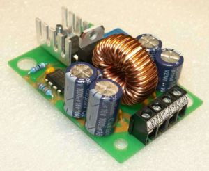 Voltage converter 60 Watts