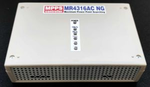 Regulátor MR4316AC do rozvaděče