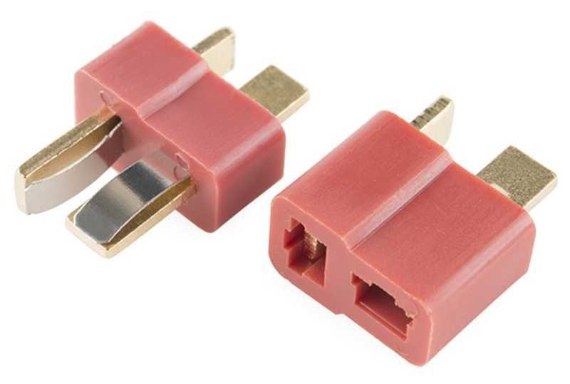 T konektor - pár