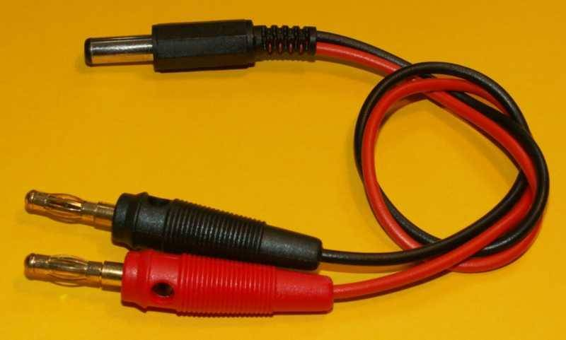 BEL - dobrá nabídka Nabíjecí kabel se souosým konektorem 5,5/2,5 mm.