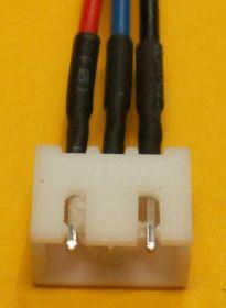 Servisní kabel pro dvoučlánek - protikus