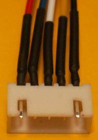 Servisní kabel pro čtyřčlánek - protikus