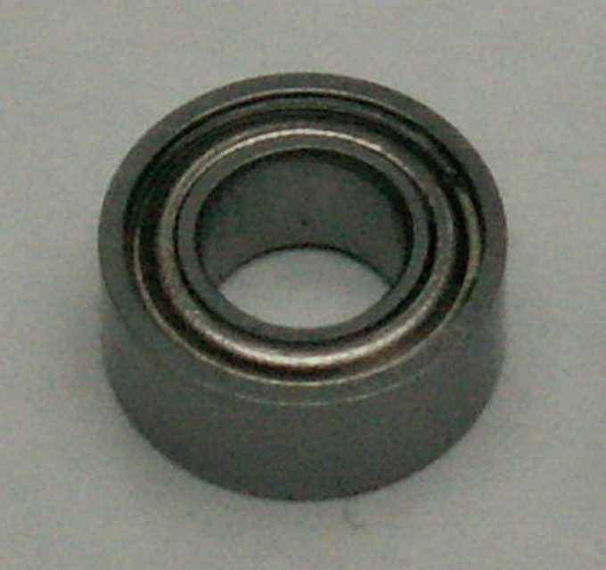 BEL - dobrá nabídka Ložisko 6x3x2,5 mm.